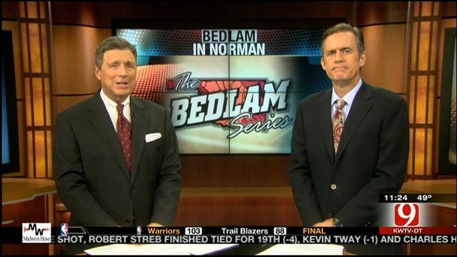 Dean And John Break Down Monday's Bedlam Clash