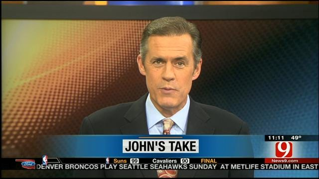 John Take's On The Disappointing Attendance At College Basketball Games