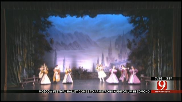 Moscow Festival Ballet Comes To Armstrong Auditorium In Edmond