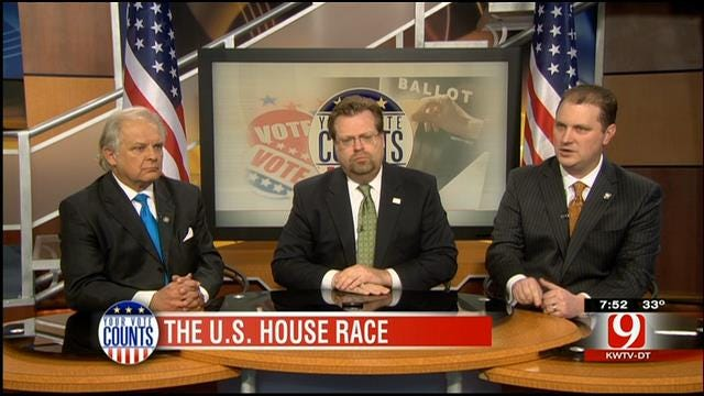 Your Vote Counts: US House Race