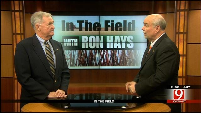In The Field: Dr. Ron Sholar