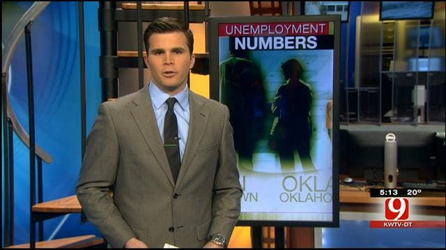 Oklahoma Unemployment Numbers Meet Expectations