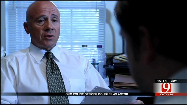 OKC Police Officer Moonlights As An Actor