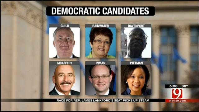 Race Heats Up For Fifth District Congressional Seat