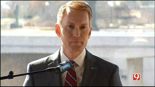 WEB EXTRA: US Rep. Lankford Announces Run For US Senate Seat