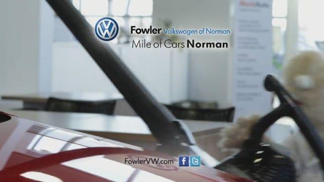 Fowler VW: Turn it Up