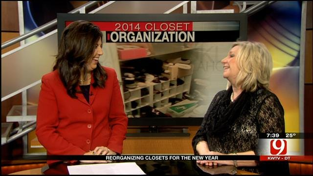 Tips On Organizing Your Closets