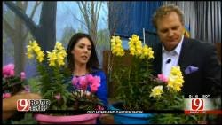 Amanda, Kelly Learn A Great Way To Plant In Small Spaces