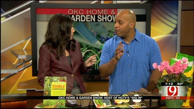 HGTV Host William Moss Gives Tips On Gardening