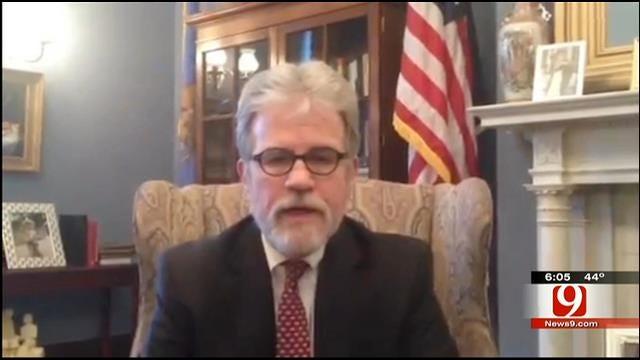 Lawmakers React To Retirement Of Sen. Coburn