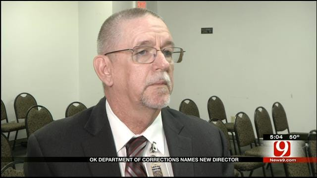 Oklahoma Department Of Corrections Names New Director