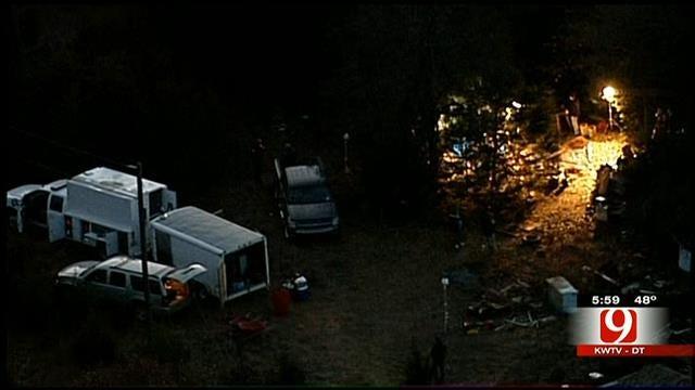 Body Found In Rural Area Near Meeker