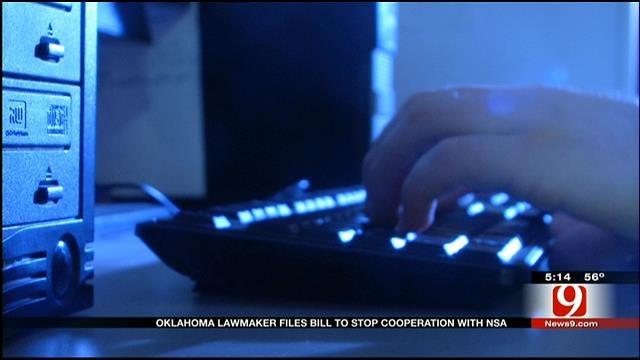 Oklahoma Senator Proposes Anti-NSA Bill
