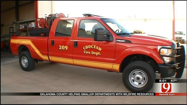 WAR System Helps Boost Firefighting Capabilities In OK