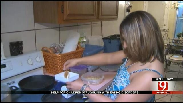 Medical Minute: Children's Eating Disorders