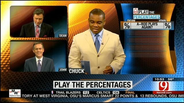 Play The Percentages: January 12