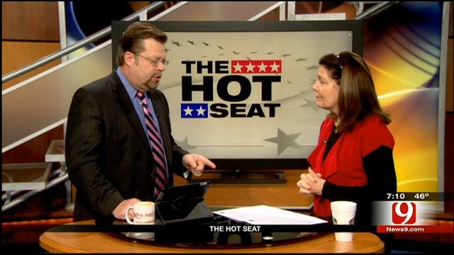 Hot Seat: Julie Knutson