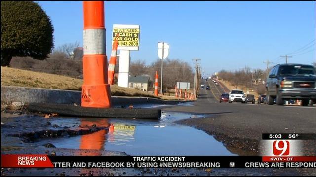Pothole Problems Plague Metro Roadways