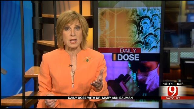 Dr. Bauman Talks About COPD, How It Affects Breathing