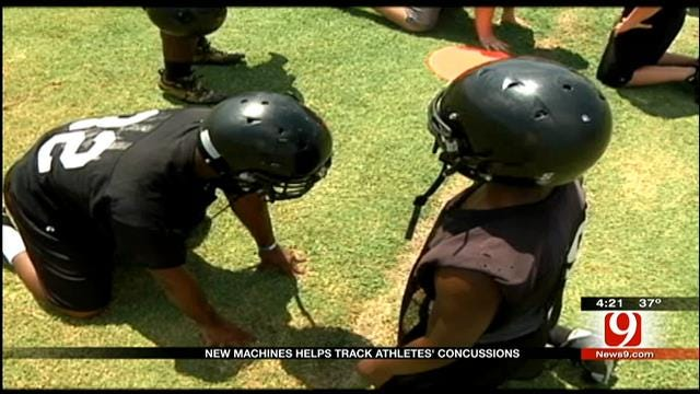Medical Minute: Tracking Concussions