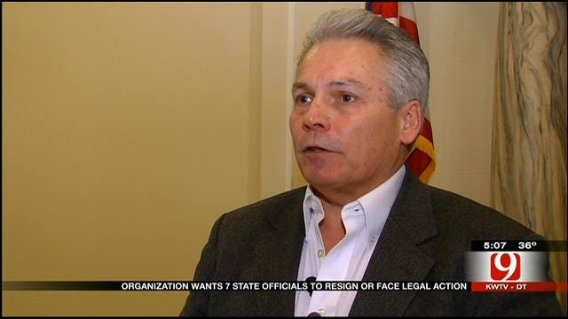OK Group Calls For Resignation, Termination Of State Officials