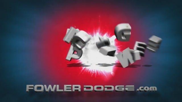 Fowler Dodge: #1 Dealer