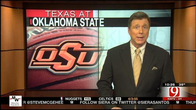 Cowboys Prepare To Host Texas