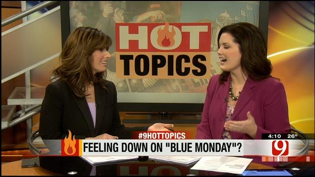 Hot Topics: Is Blue Monday Real?