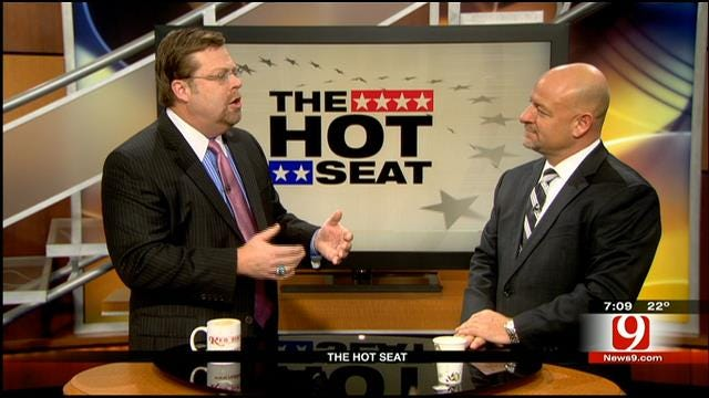 Hot Seat: Bobby Stem, Chairman of EPIC Charter School Board Of Directors