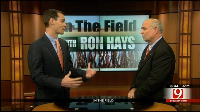 In The Field: Tyler Norvell, Executive Director Of Oklahoma Youth Expo