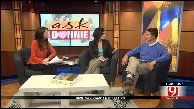 Ask Donnie: Ideas For Beating January Depression