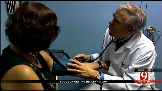 Medical Minute: Focus On Getting Healthy In 2014