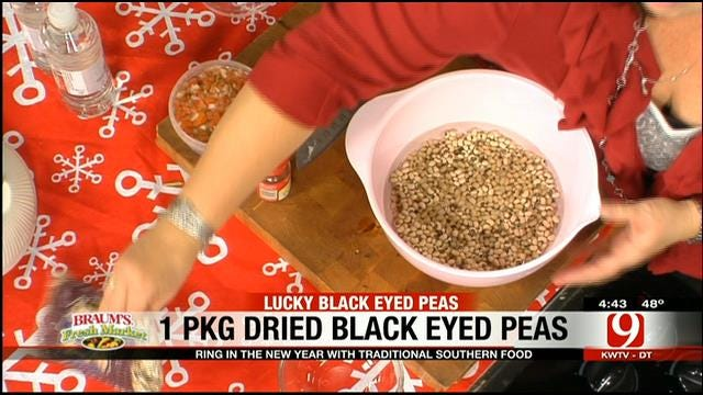 Lucky Blackeyed Peas