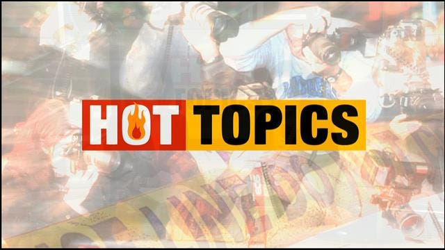 HOT TOPICS: Words That Should Be Left In 2013