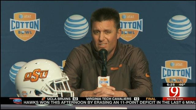Cotton Bowl A Homecoming Of Sorts