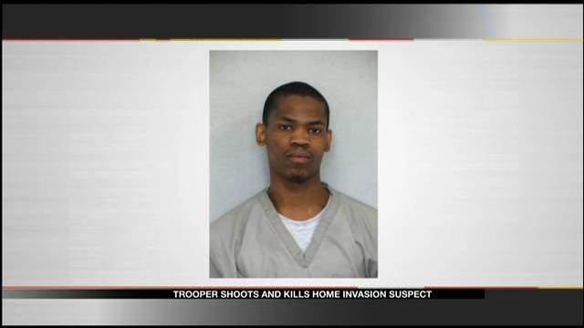 OKC Police: Escapee Shot, Killed By OHP Trooper During Burglary