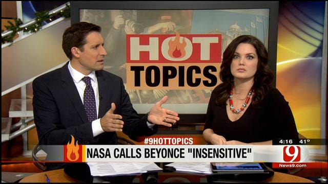 Hot Topics: Beyonce Upsets NASA