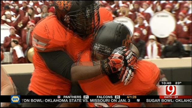Oklahoma State Counting Down To Cotton Bowl