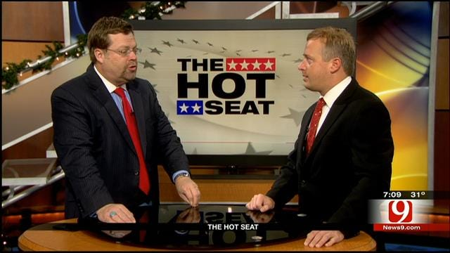 Hot Seat: Oklahoma County Commissioner, Brian Maughan