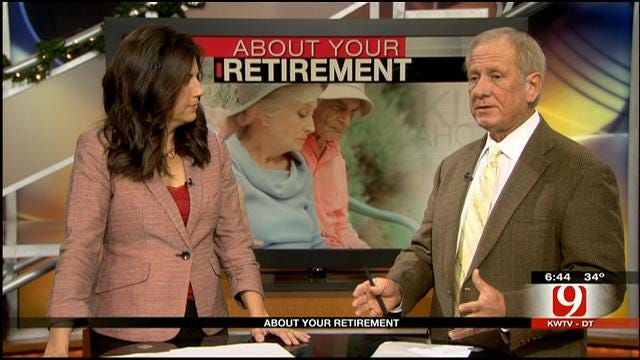 About Your Retirement: Holidays Come To An End