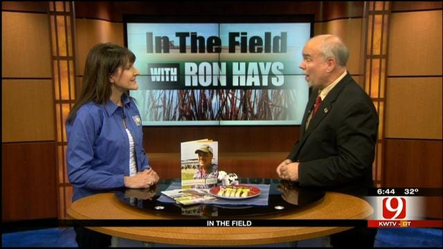 In The Field: Susan Allen With Dairymax