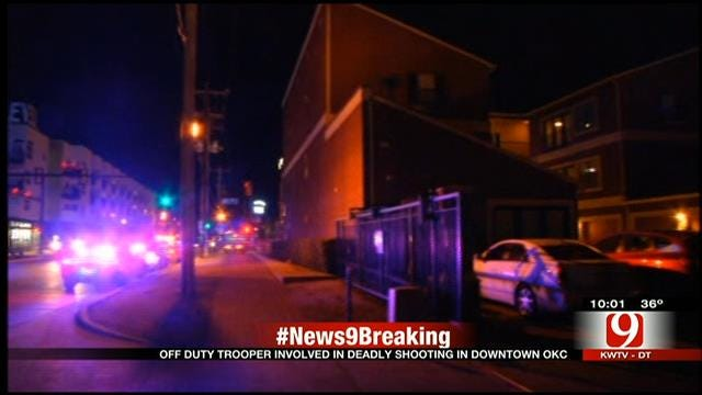 Suspect Killed After Attempted Home Invasion In Deep Deuce