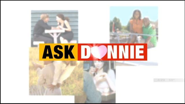 Ask Donnie: New Year's Love Resolution