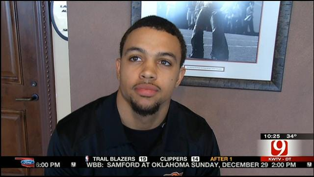 OSU's Patmon Excited To Finally Play In Bowl Game