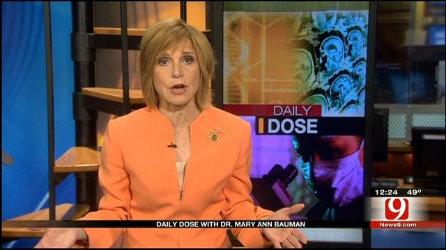 Daily Dose: Viewer Worries About Flesh-Eating Disease
