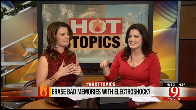 Hot Topics: Erasing Memories