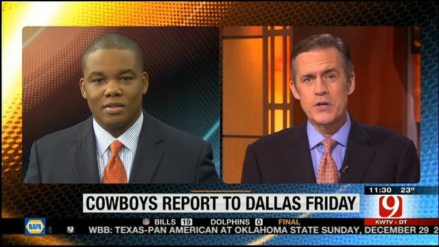Cotton Bowl Breakdown, Gundy-To-Texas Talk