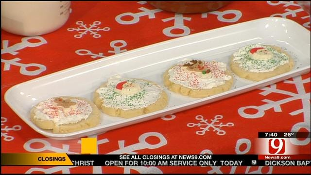 'Made In Oklahoma' Shares Festive Cookie Recipe
