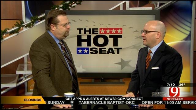 The Hot Seat: Trav Robertson
