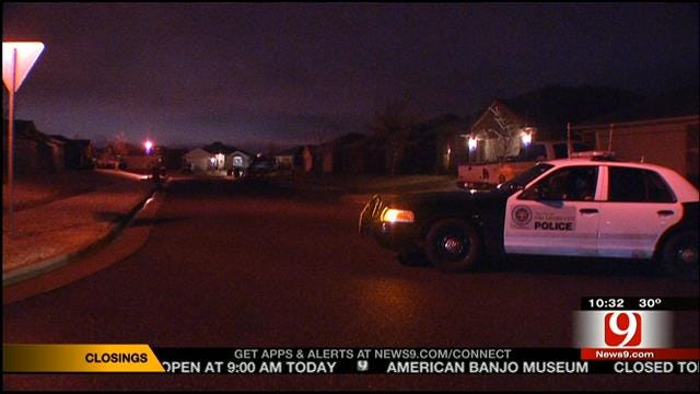 Standoff With Police Ends In Oklahoma City